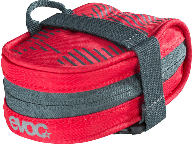 Evoc Race Saddle Bag S red